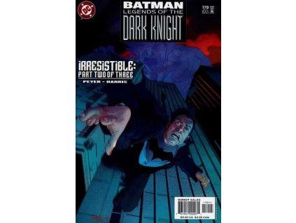 Batman: Legends of the Dark Knight #170