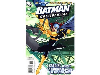 Batman Confidential #017