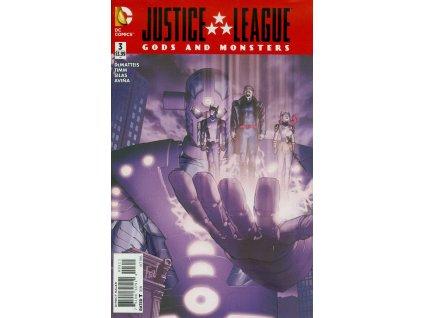 Justice League: Gods & Monsters #003