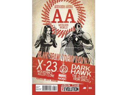 Avengers Arena #004