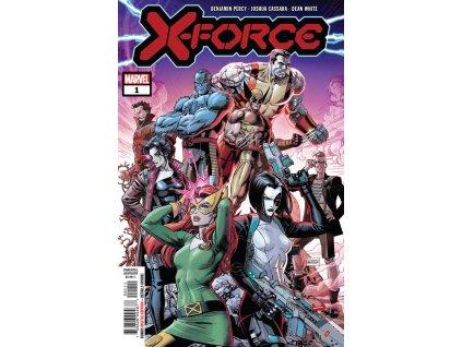 X-Force #001