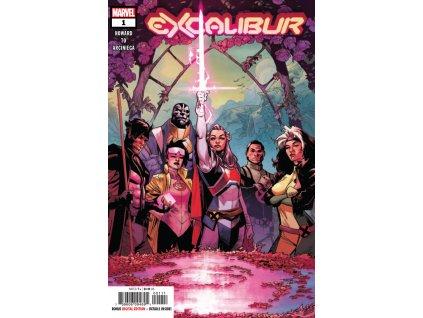 Excalibur #001