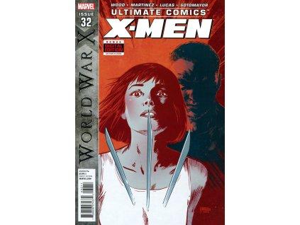 Ultimate Comics X-Men #032