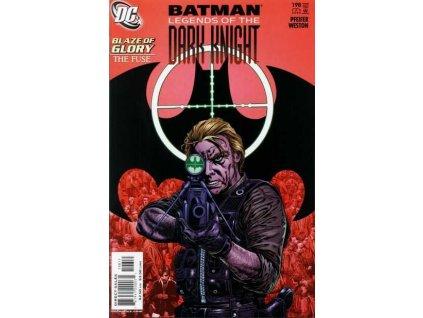 Batman: Legends of the Dark Knight #198