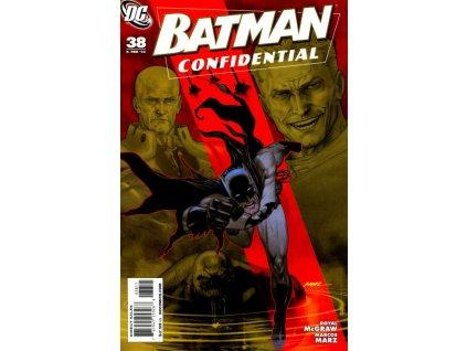 Batman Confidential #038
