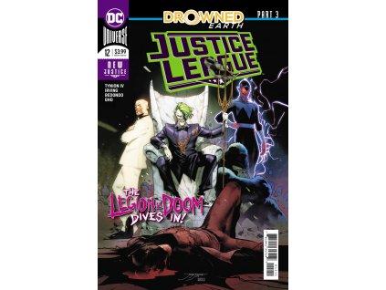 Justice League #012