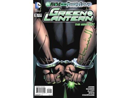 Green Lantern #015