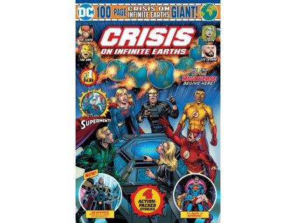 Crisis on Infinite Earths Giant #001