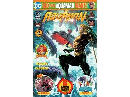 Aquaman Giant #002