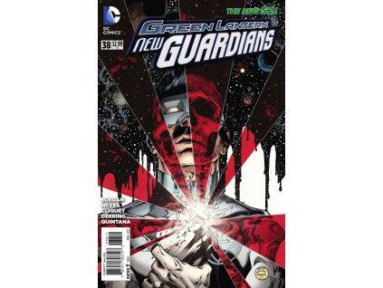 Green Lantern: New Guardians #038
