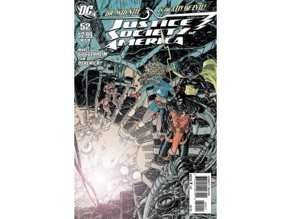 Justice Society of America #052