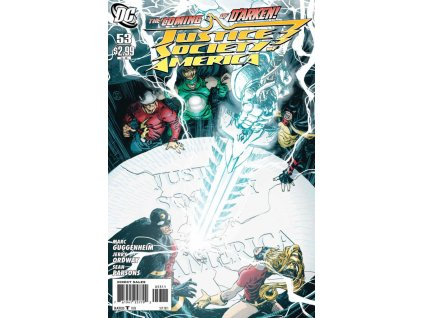 Justice Society of America #053