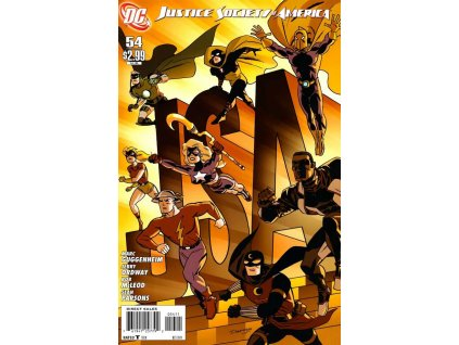 Justice Society of America #054