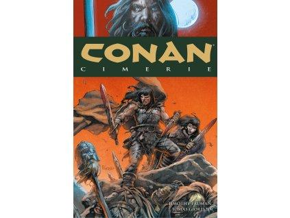 Conan #07: Cimerie