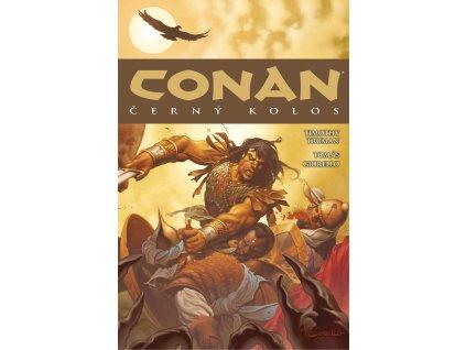 Conan #08: Černý kolos