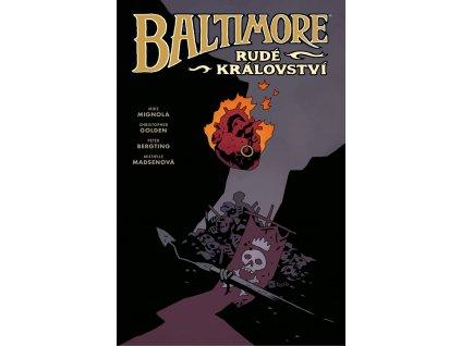 Baltimore #08: Rudé království