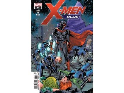 X-Men Blue #034