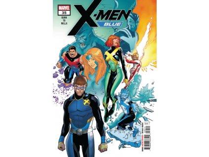 X-Men Blue #035