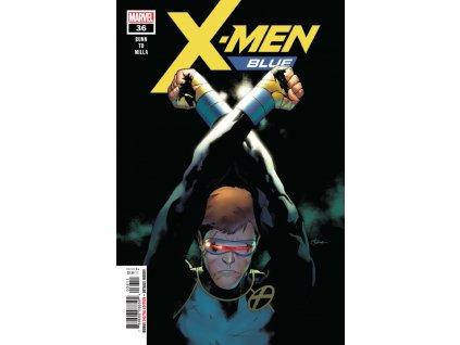 X-Men Blue #036