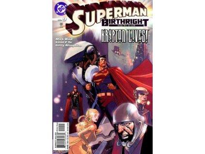 Superman: Birthright #009