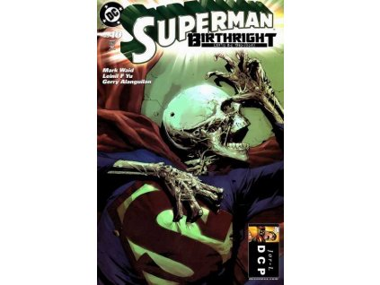 Superman: Birthright #010