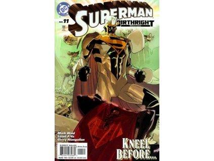 Superman: Birthright #011