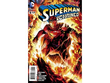 Superman Unchained #009