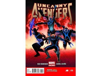 Uncanny Avengers #010