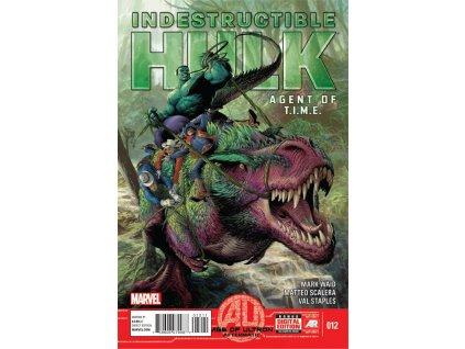 Indestructible Hulk #012