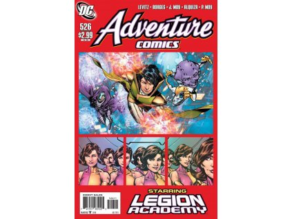 Adventure comics #526