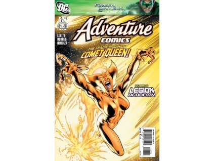 Adventure comics #527
