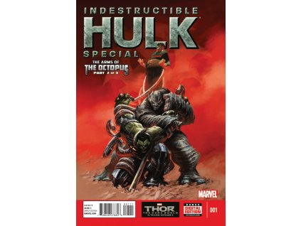 Indestructible Hulk Special #001