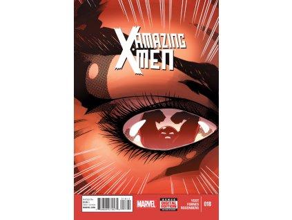 Amazing X-Men #018