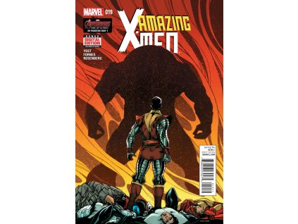 Amazing X-Men #019
