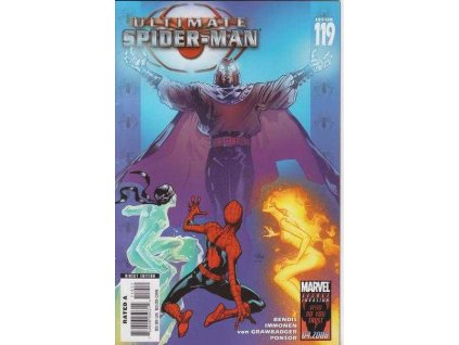 Ultimate Spider-Man #119