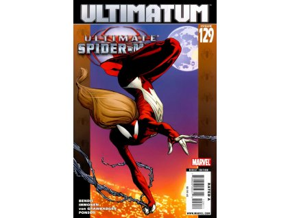 Ultimate Spider-Man #129