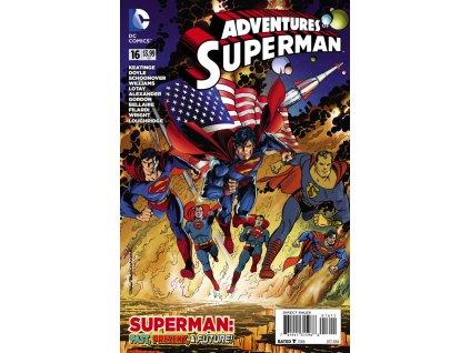 Adventures of Superman #016