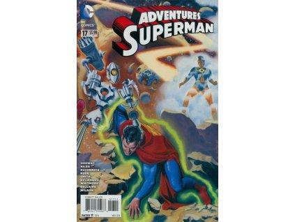 Adventures of Superman #017