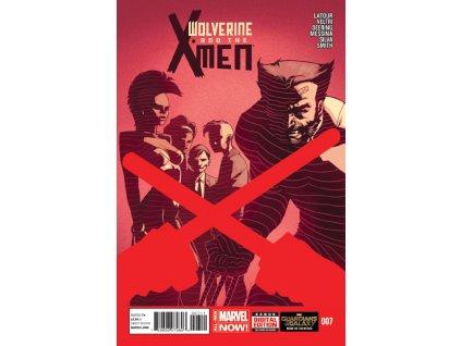 Wolverine & the X-Men #007