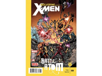 Wolverine and the X-Men #036