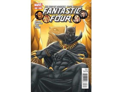 Fantastic Four #607