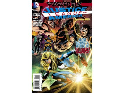 Justice League of America #010