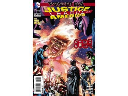 Justice League of America #012