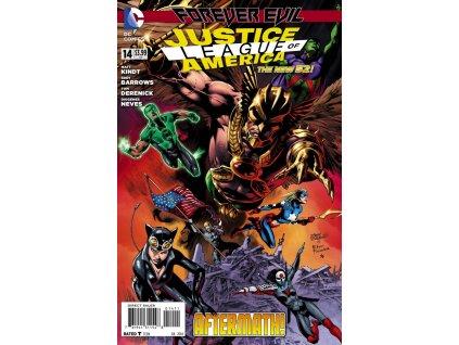 Justice League of America #014