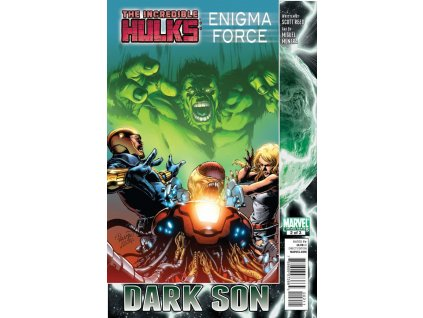 Incredible Hulks: Enigma Force #002