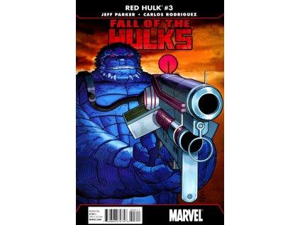 Fall of the Hulks: Red Hulk #003