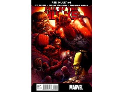 Fall of the Hulks: Red Hulk #004