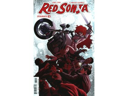 Red Sonja #003