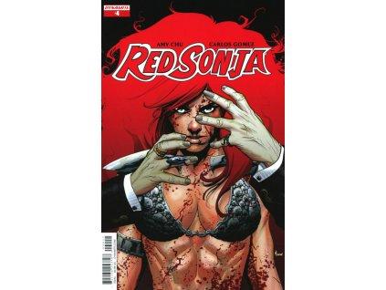 Red Sonja #004