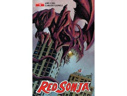 Red Sonja #005